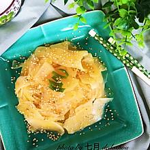 凉拌土豆片+#我要上首页清爽家常菜#
