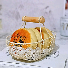 #秋天怎么吃#黄瓜肉馅发面饼