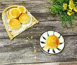 肉松蛋黄酥—用数据说话的干货帖,玩转千层酥皮!的做法