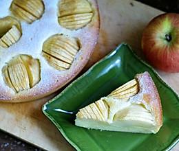 德国苹果蛋糕的做法