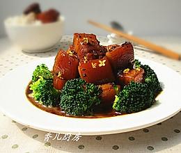 糖桂花红烧肉的做法