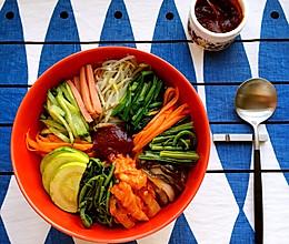 韩式拌饭|休息日的双人餐的做法