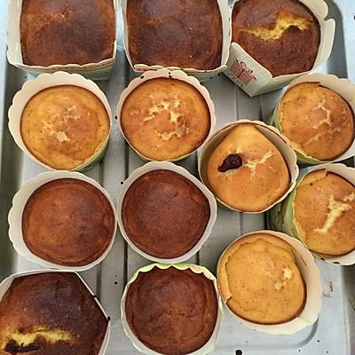 蜂蜜蛋糕杯的做法 步骤1