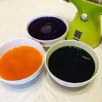 彩色水饺的做法图解3