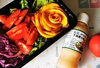 #夏日消暑,非它莫属#凉拌果蔬沙拉的做法