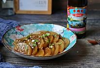 蚝油焖白萝卜#李锦记旧庄蚝油鲜蚝鲜煮#的做法