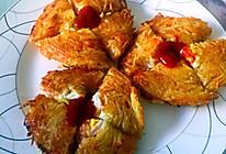 凤还巢(土豆丝鸡蛋饼)的做法