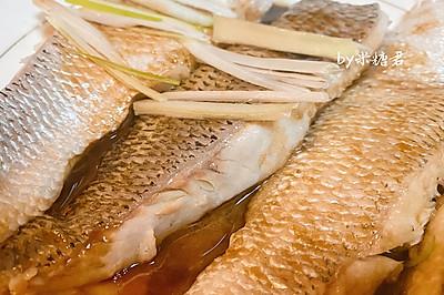 鲈鱼两吃:清蒸鱼柳&鱼骨豆腐汤