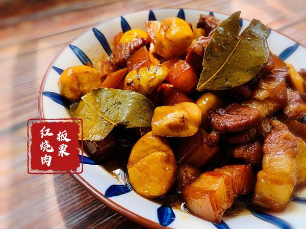 软糯入口即化的板栗红烧肉的做法
