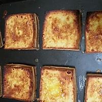 经典复刻:不用烤箱亦可岩烧乳酪/早餐土司烧(附常见奶酪种类)的做法图解3