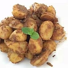 浓郁烧烤味儿的小土豆