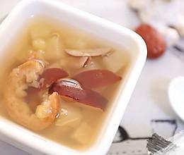 宝宝辅食食谱  山楂苹果开胃汤的做法