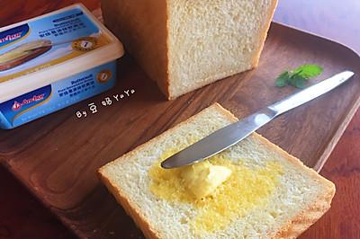 奶油奶酪香软吐司