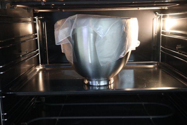长帝蒸烤箱食谱-核桃红枣乳酪欧包的做法图解5