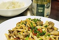 鲜竹笋炒肉