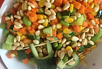 蔬果杂烩黄瓜桶的做法