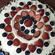 草莓芝士慕斯蛋糕(6寸)