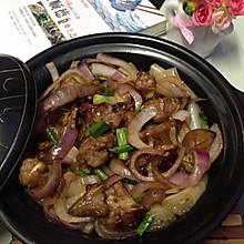 排骨砂锅猪肠粉