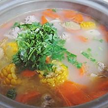 排骨山药煲汤