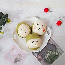 #甜粽VS咸粽,你是哪一黨?#粽子豆沙包