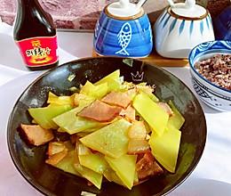 #福气年夜菜#腊肉炒青笋的做法