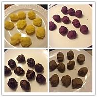 家好月圆~冰皮月饼(附四种口味的详细做法)的做法图解9