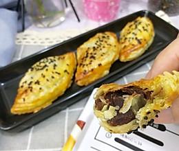 #我们约饭吧#挞皮豆沙酥的做法