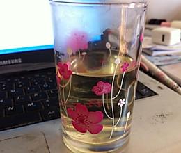 胎菊枸杞茶的做法