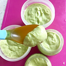 宝宝辅食:牛油果鸡肉泥(适合7个月以上的宝宝)