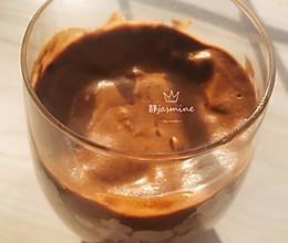 泡沫咖啡的做法