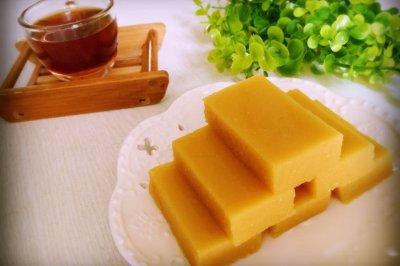 夏令小吃~豌豆黄
