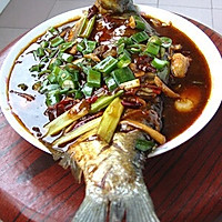 红烧鳊鱼(全程记录图)的做法图解18