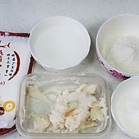 #精品菜谱挑战赛#不裂不爆不混酥,层层分明的经典豆沙蛋黄酥的做法图解3