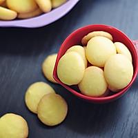 孩子们的小零食——蛋黄饼干的做法图解7
