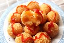 番茄土豆奶酪球的做法