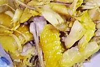 电饭煲盐焗鸡的做法