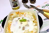 豆腐肉末蒸蛋的做法