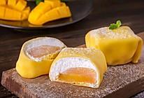 超好吃的芒果班戟的做法