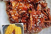 胡萝卜玉米排骨汤&糖醋排骨的做法