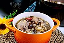 香菇炖鸡#苏泊尔鲜煮唯快#的做法