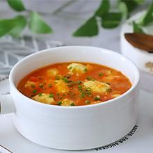 #春季减肥,边吃边瘦#番茄鸡肉丸