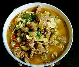 肉片千张(豆腐皮)的做法