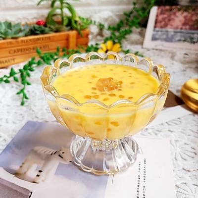 芒果蜜桃西米捞