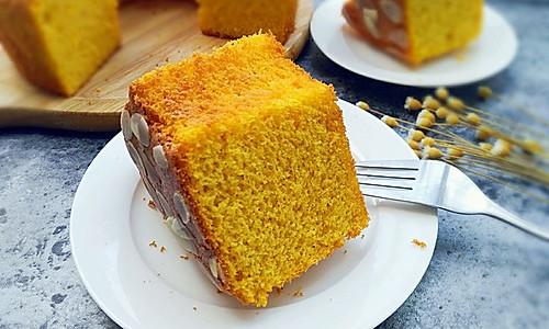 100%玉米面红薯南瓜蛋糕#发现粗粮之美#的做法