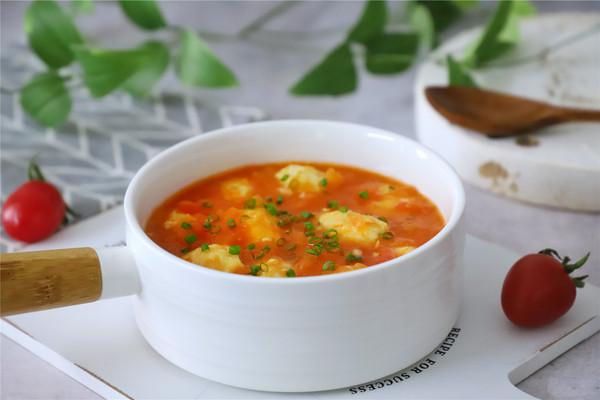 番茄鸡肉丸的做法