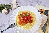 意式番茄肉酱面的做法