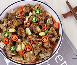 豆豉香芋蒸排骨的做法