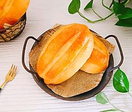#硬核菜谱制作人#牛奶哈斯面包的做法