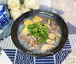#憋在家里吃什么#鸭血粉丝汤❤️在家吃美味小吃❤️的做法