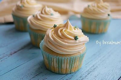 酸奶杯子蛋糕#最萌缤纷儿童节#